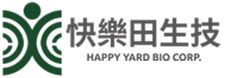 快樂田生技 Logo